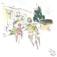 Sagan heads for Foix