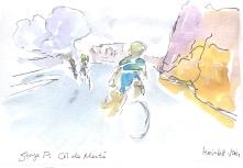 Big sprint by Kessiakoff
