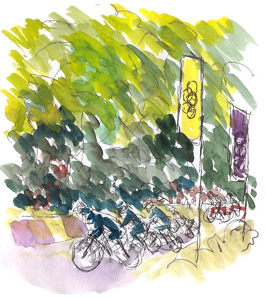 Men's Road Race, London