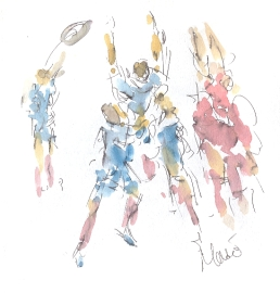 France throw-in