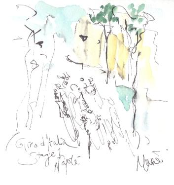 Giro - Napoli