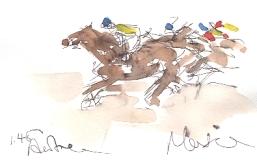 Maxine Dodd, '1.45 Aintree - Gallop'