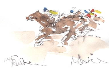 Maxine Dodd, '1.45 Aintree - Gallop'