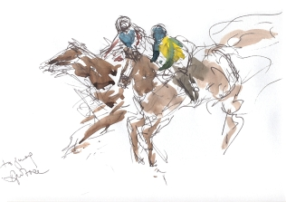 Maxine Dodd, 'Eight to jump' Aintree