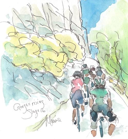 Gorges rising
