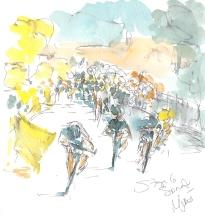 Stage 6 Sprint