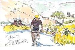 Climbing Alto de Monachil