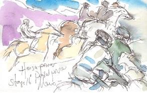 Horsepower and Pedalpower