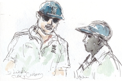 Two Lions, Cook and Carberry