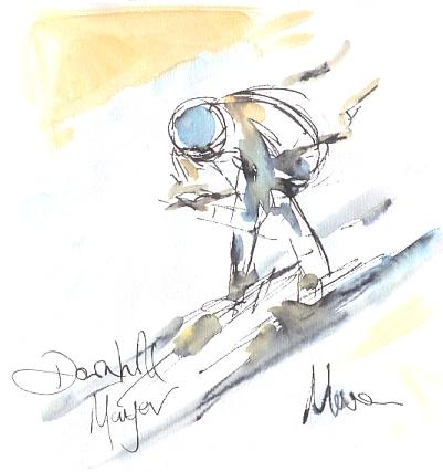 Downhill Mayer
