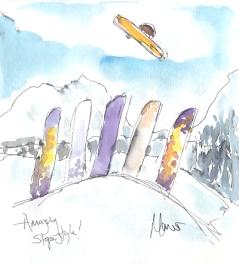 Amazing slopestyle