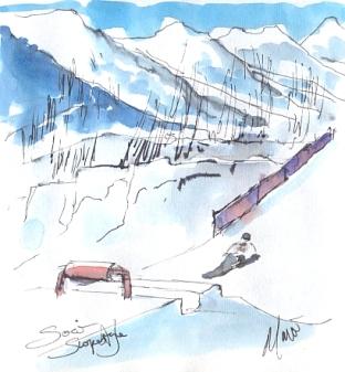 Sochi slopestyle