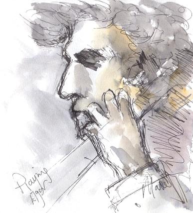 Playing Elgar