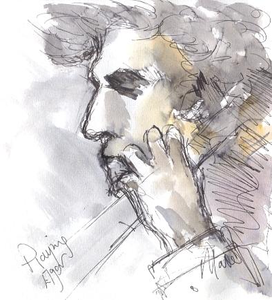 Playing Elgar, £150