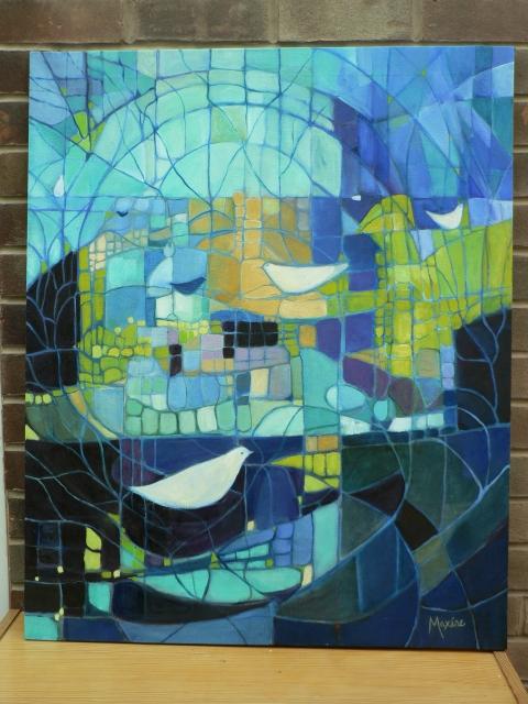 MaxineDodd-WindowOnOurGarden