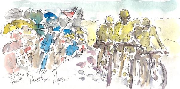 Pavés Roubaix