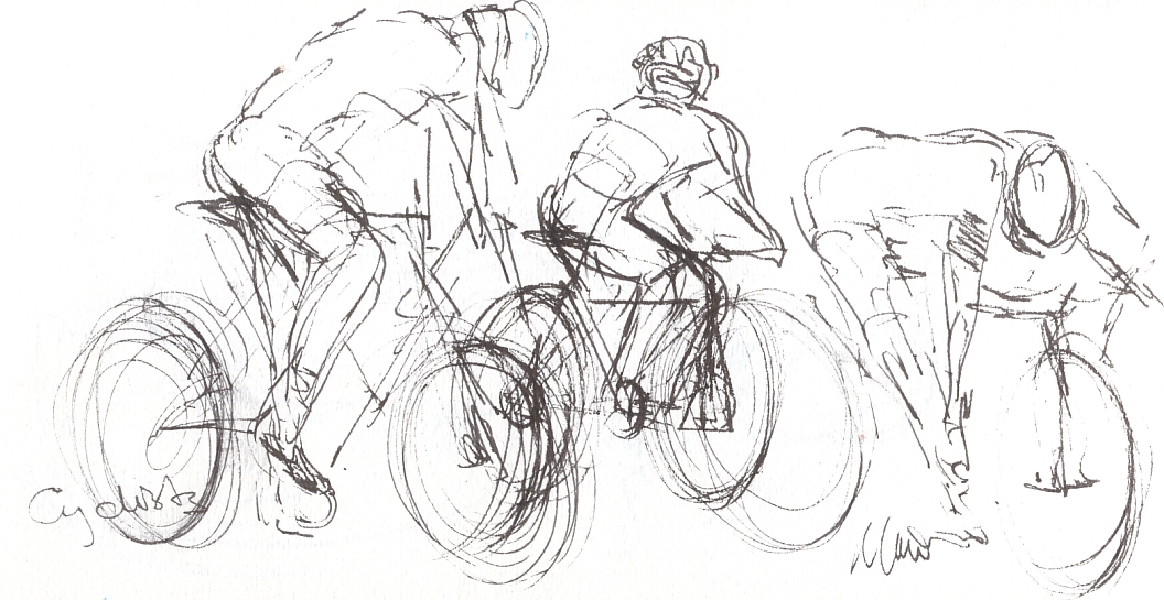 Cyclists - studies