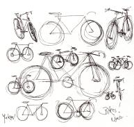 Bikes... yikes!