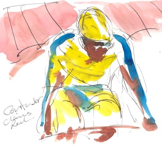 Maxine Dodd, Contador