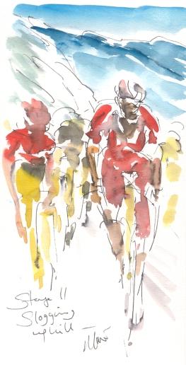Maxine Dodd, Slogging uphill