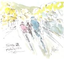 Maxine Dodd, Riding into town