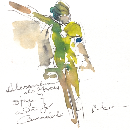 Maxine Dodd, Win for Cannondale