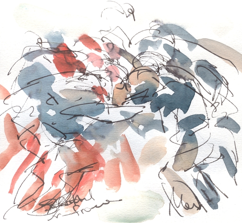 France vs Scotland: Battling!