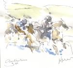 Cheltenham gallop