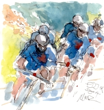 FDJ, by Maxine Dodd