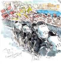 Omega Pharma Quickstep, by Maxine Dodd