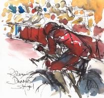 Rohann Dennis, Stage 1 by Maxine Dodd,