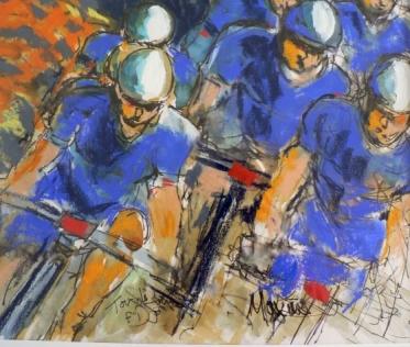 'Blues Power' by Maxine Dodd