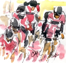 BMC, Stage 1, by Maxine Dodd