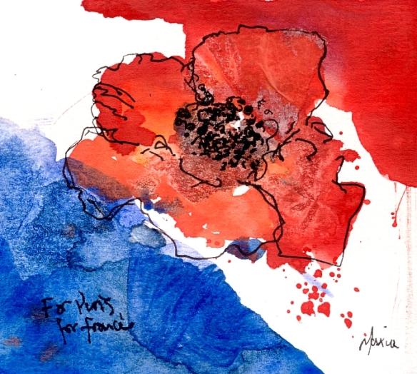 For Paris, for France