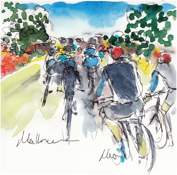 Cycling art, Mallorca