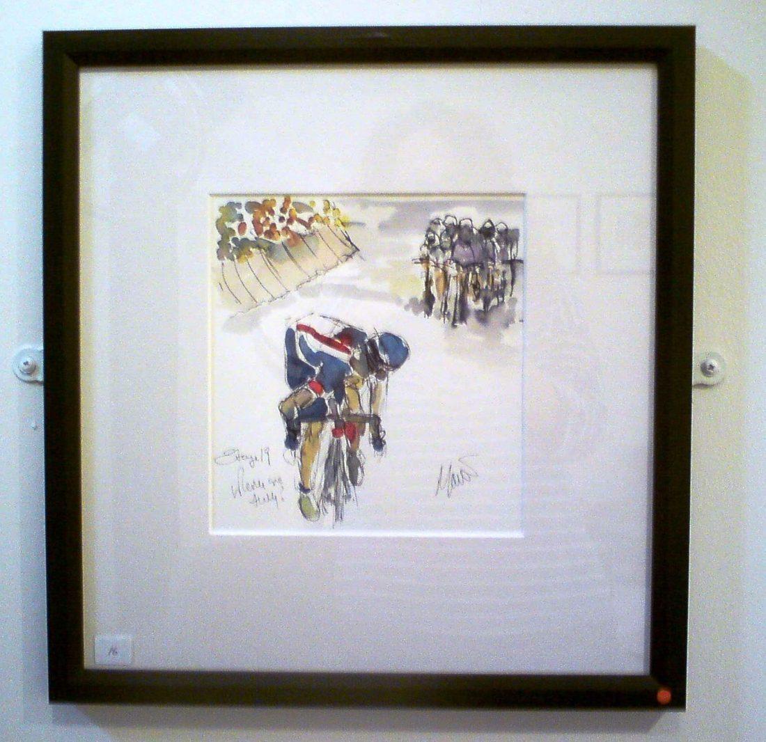 frame style, Maxine dodd art