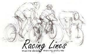 racing lines…