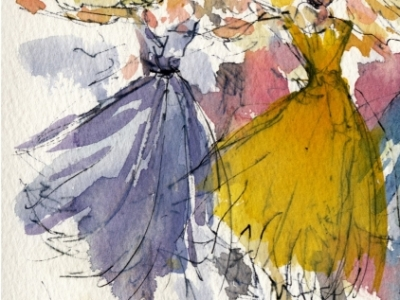 New Year Waltz-detail