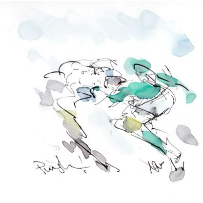 Rugby, Six Nations, Ireland v England