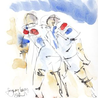 six nations, Rugby, art,