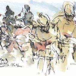 Cycling art, Tour de France 2019