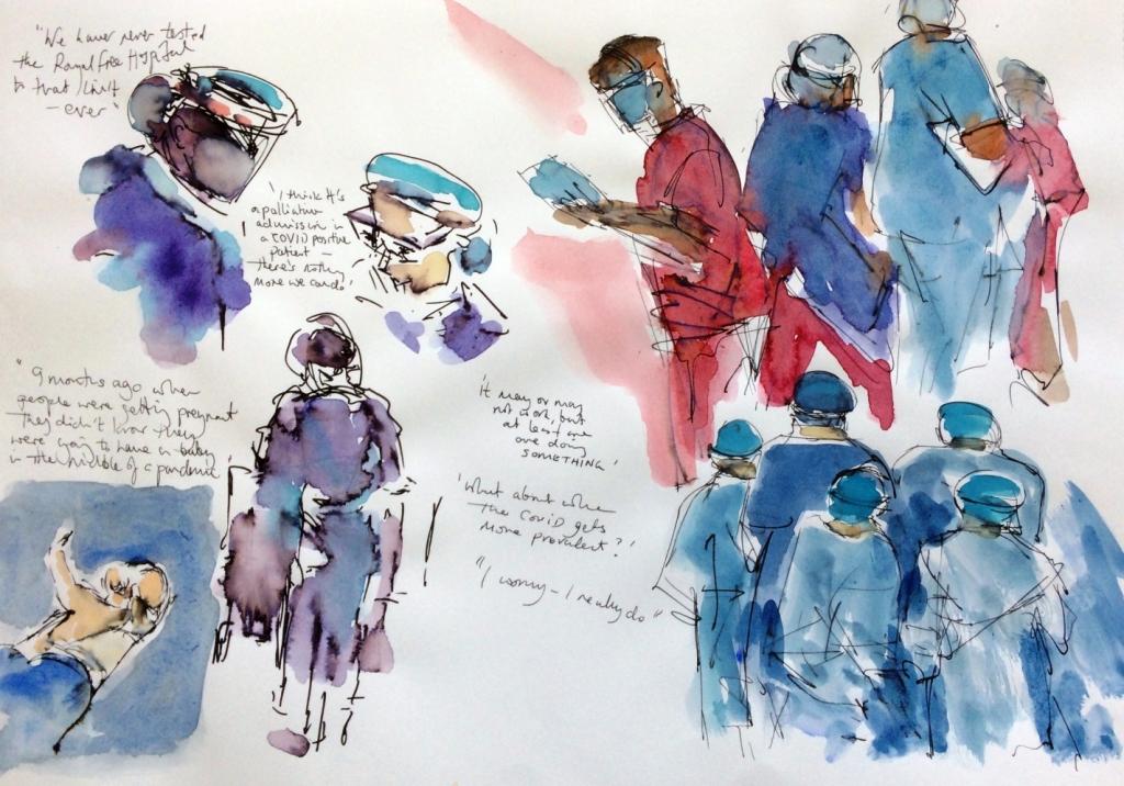 Hospital - Study sheet 1