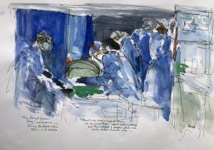 Royal Free Hospital - BBC 2