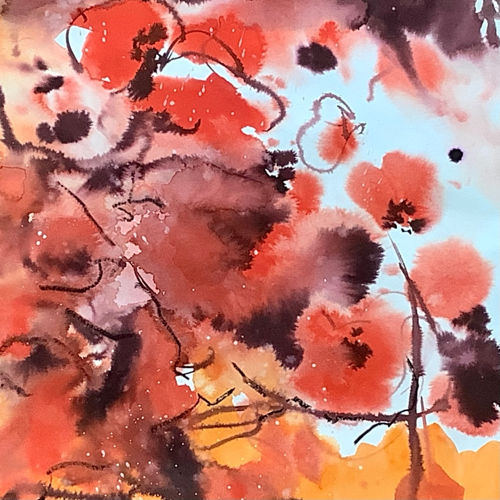 Barbed Poppies